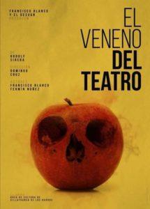cartel el veneno del teatro