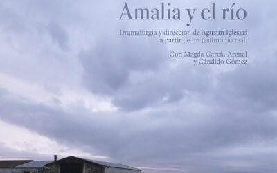 Amalia y el río,  basado en el testimonio de una mujer estraperlista