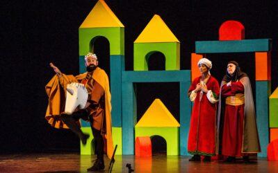 Sala | 25 junio: Mansaborá, de Maltravieso Teatro. Espectáculo familiar.