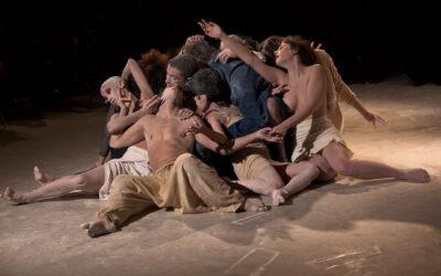 Sala   19 Jun: LA CATASTROPHE, más allá del giro , de Ix-Butoh Ritual Dance and Theater (Sevilla y México)