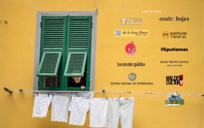 Sala | 26 junio: Feria del Libro De Cordel, editoriales extremeñas